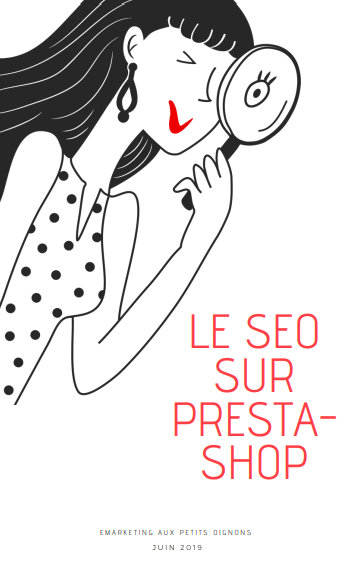 ebook seo prestashop
